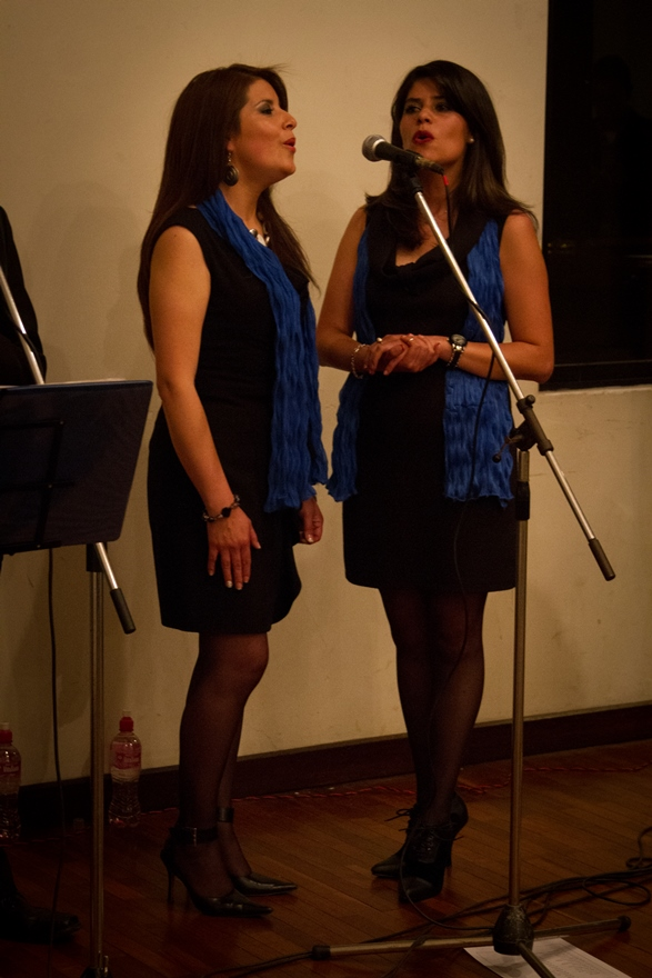 Sintonia Vocal Musica y Canto en eventos